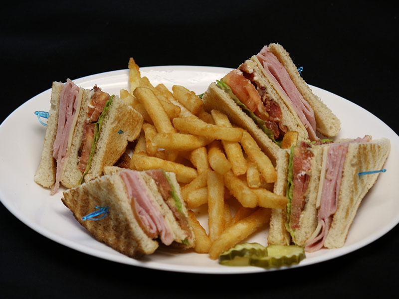 club sandwich cresson pennsylvania